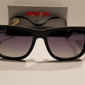 Ray-Ban Sunglasses Justin Classic Polarized